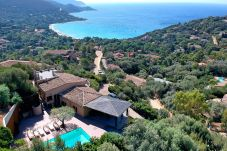 Villa a Maracalagonis - Panoramic villa with pool to rent in...