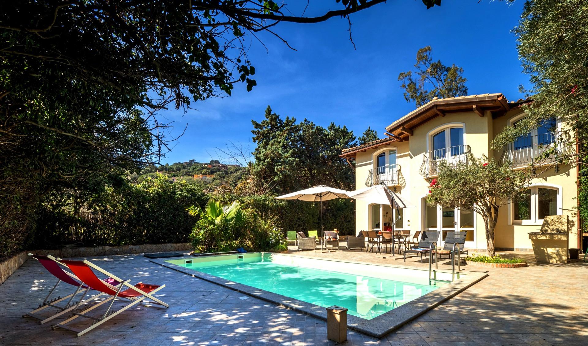 Casa Vacanze Con Piscina In Affitto In Sardegna