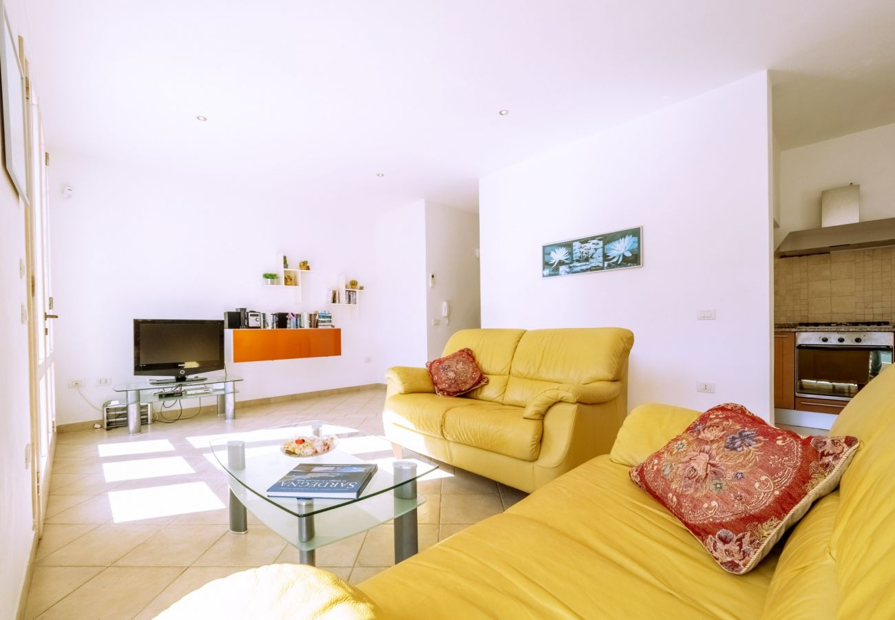 Villa a Maracalagonis - Holiday villa with pool in Torre delle Stelle