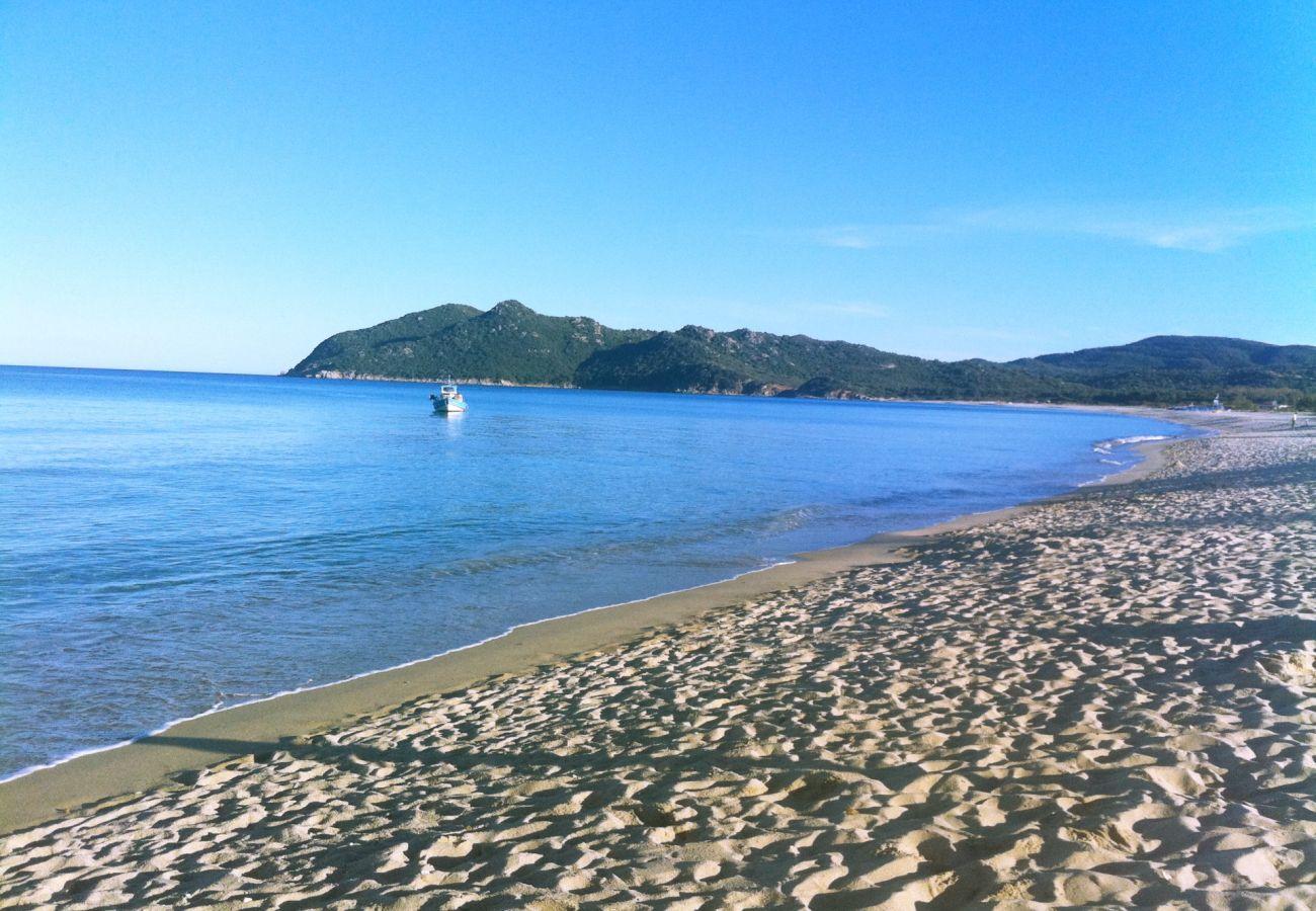 Villa a Quartu Sant´Elena - Sardinia villa with pool and sea views to rent