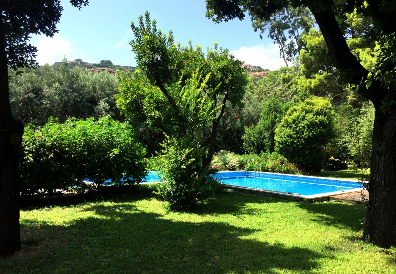 Villa in Maracalagonis - Holiday rental in Torre delle Stelle, Sardinia