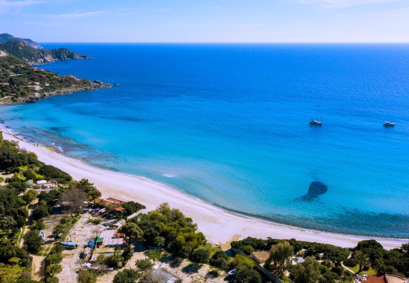 Luxury villas in Sardinia