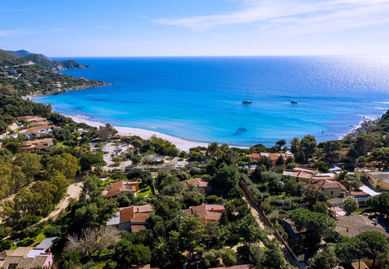 Holiday villas in Sardinia