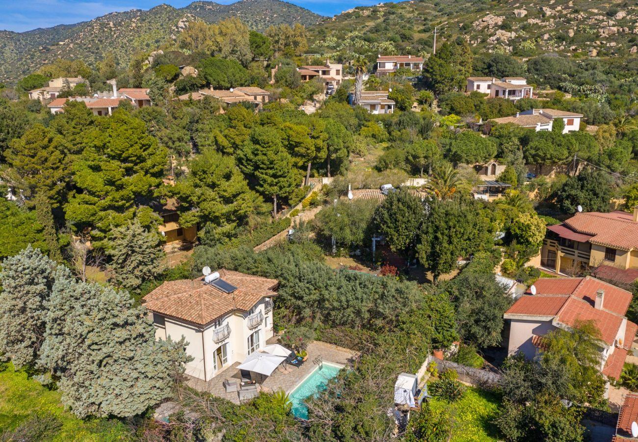 Holiday homes in Sardinia