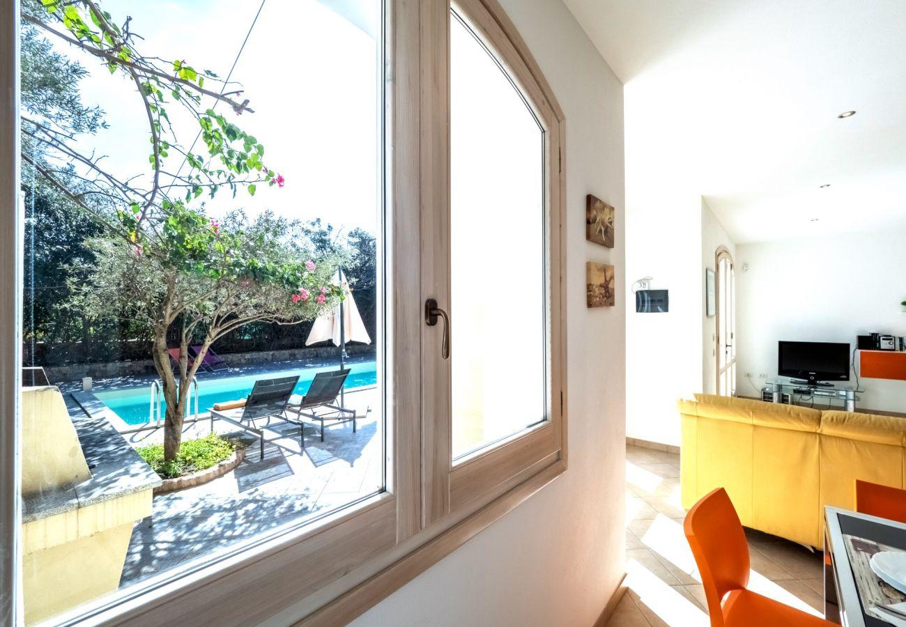 South Sardinia villa rentals